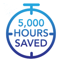 5000 hours Icon V3