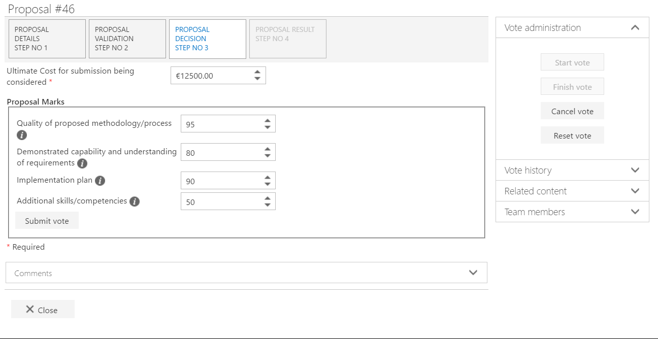 FlowForma BPM - decision making process software