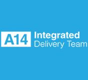 A14 Logo Blue 160 x 176
