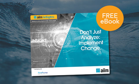Free BPM E-Book - Don't Just Analyze, Implement Change