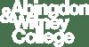 Abingdon & Witney Logo in White