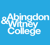Abingdon Logo Blue 160 x 176