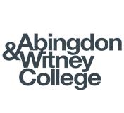 Abingdon Logo White 160 x 176