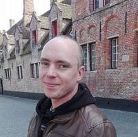 Dennis Mingeroet, Nipro Europe Image 2