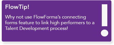FlowForma BPM - performance appraisal form