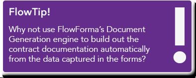 FlowForma BPM - Contracts Management