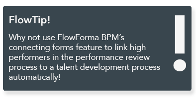 FlowForma BPM - Perfomance Review Process