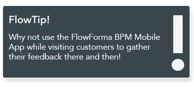 FlowForma - mobile workflow app
