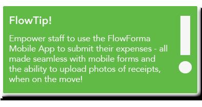 FlowForma BPM - Expenses Management Process