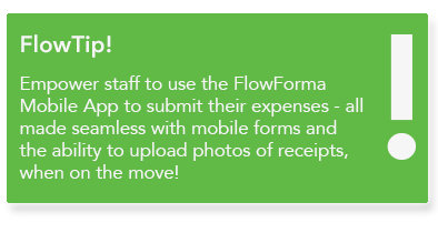FlowForma BPM - Expenses Management Process