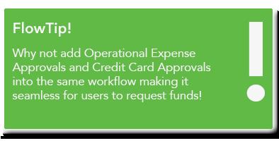 FlowForma - Capital Expenditure Processes