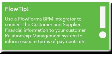 FlowForma BPM - On boarding processes