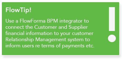 FlowForma BPM - On boarding processes