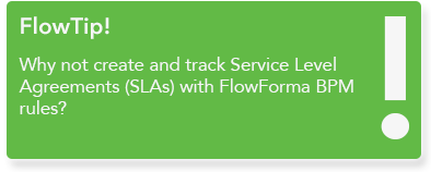 FlowForma - no code BPM software