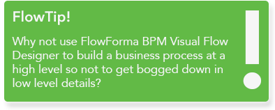 FlowForma BPM - self service business process automation