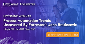 Process Automation Trends Uncovered By Forrester's John Bratincevic