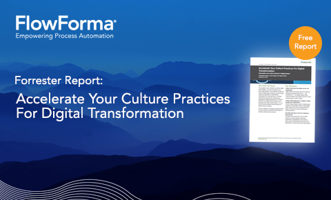 Forrester Report - Accelerate Your Culture Practices For Digital Transformation