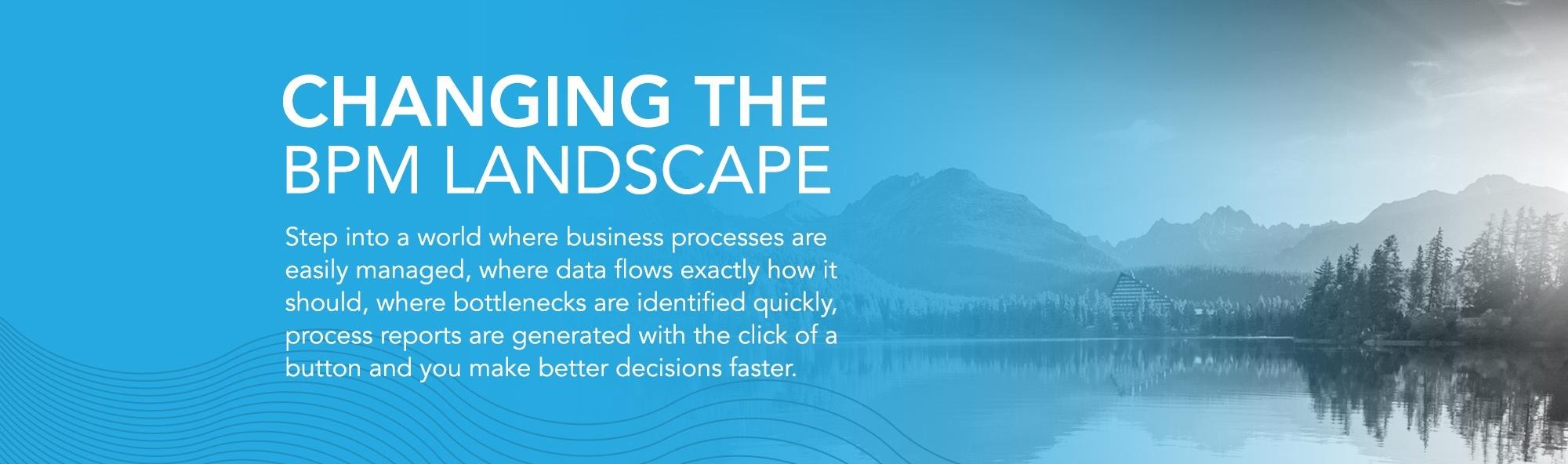 FlowForma changing the BPM landscape