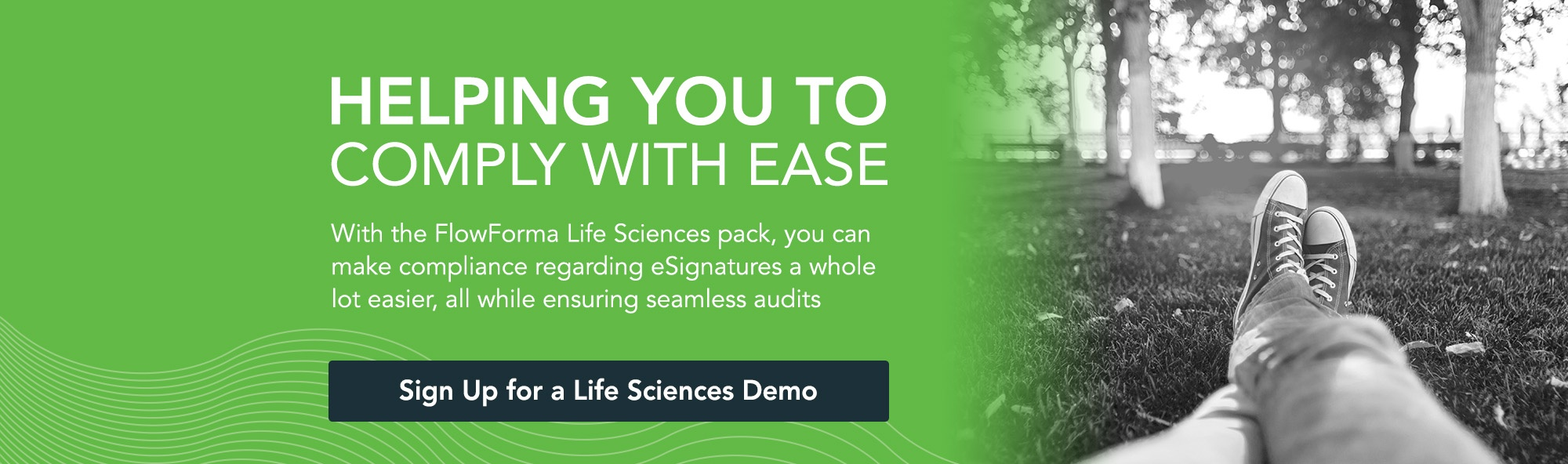 Easy and seamless audits with FlowForma Life Science Pack