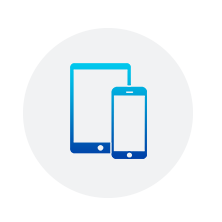 Mobile icon - product icon