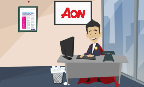 Online Workflows Advance Digital Transformation - Aon Case Study Blog