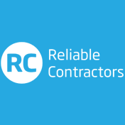 Reliable Contractors Blue 176 x 176 customer page
