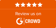 Review us on G2 Crowd