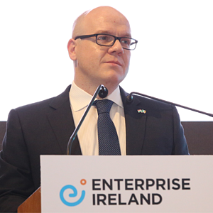 Rory Power Enterprise Ireland process automation briefing April 9