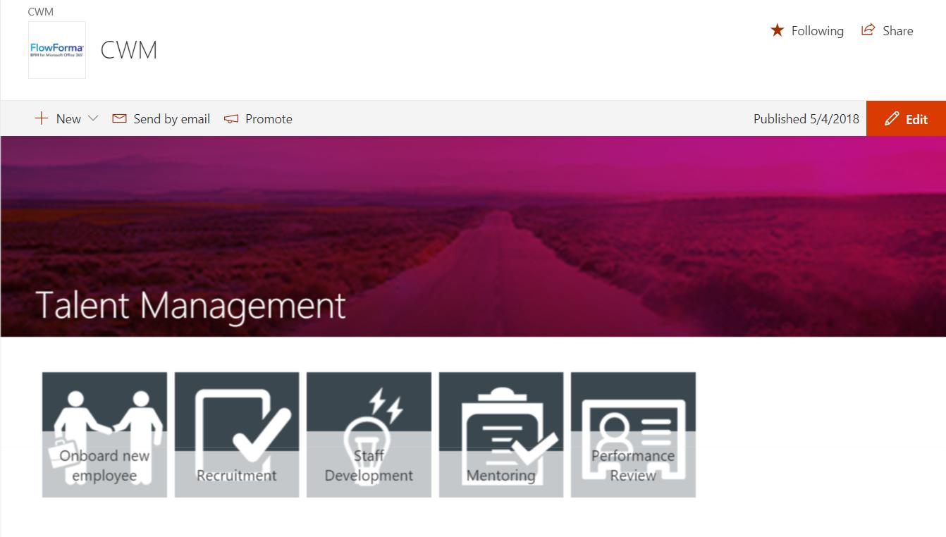 FlopwForma - Collaborative Work Management - CWM