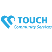 Touch Logo Blue