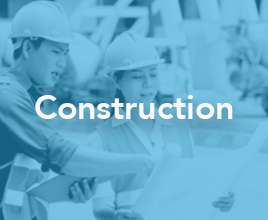 Who We Empower - Construction Blue HP