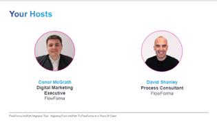 infopath webinar speakers