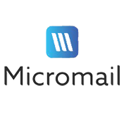 micromail white background for partners page