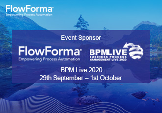 Online Event: Process Excellence Network BPM Live 2020 - Sep 30th 2020