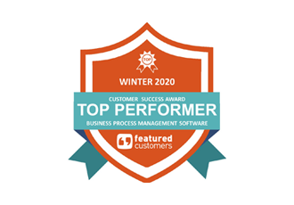 FlowForma Process Automation Named Top Performer In FeaturedCustomers Winter 2020 Customer Success Report
