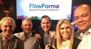 FlowForma Wins Prestigious Award and Targets Export Growth