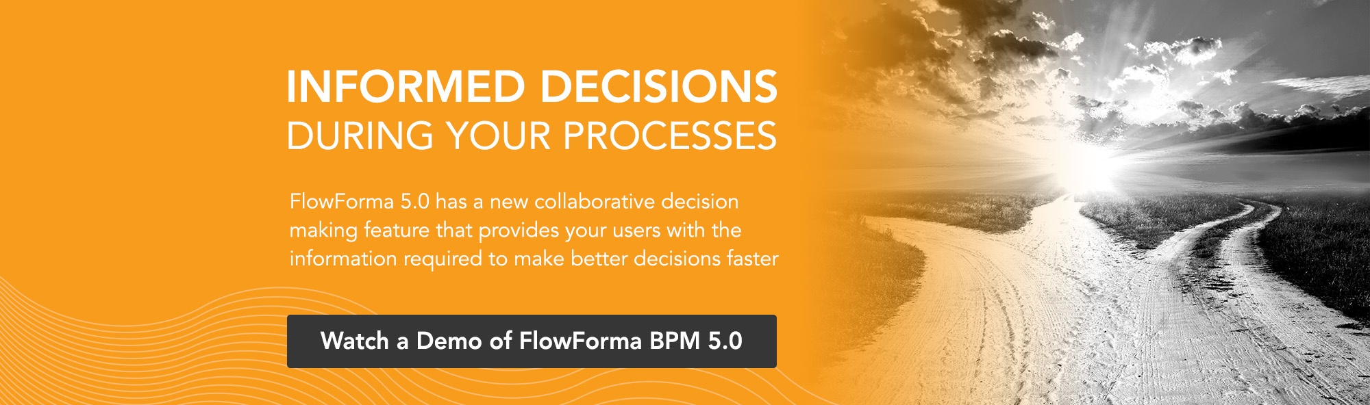 Make informed decisions during your processes with FlowForma's new collaborative decision making feature