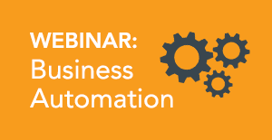 FlowForma & AIIM Webinar Recording: Business Automation