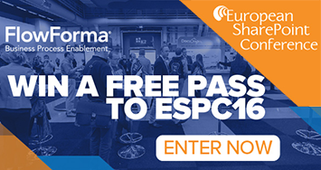 Win a Delegate Pass to ESPC16 worth €1,375!