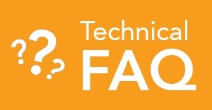 Technical Frequently Asked Questions